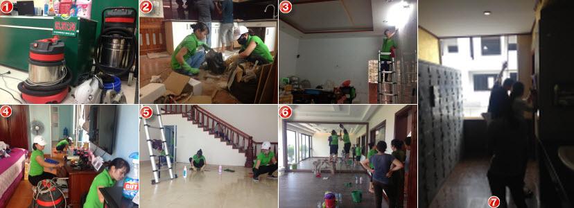 Dịch vụ tổng vệ sinh tại Cẩm Phả 1