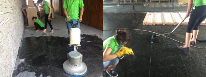 Dịch vụ vệ sinh nhà ở trọn gói tại Quảng Ninh