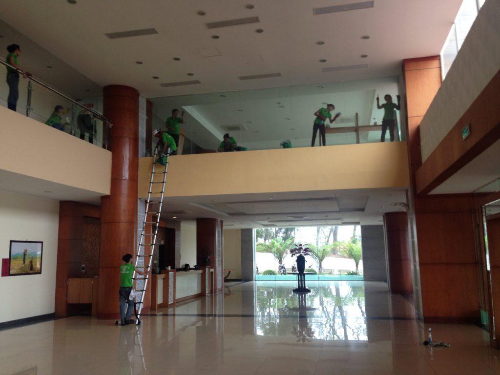 Công Ty Vệ Sinh tại Quảng Ninh – Nhà Sạch 24h Hạ Long