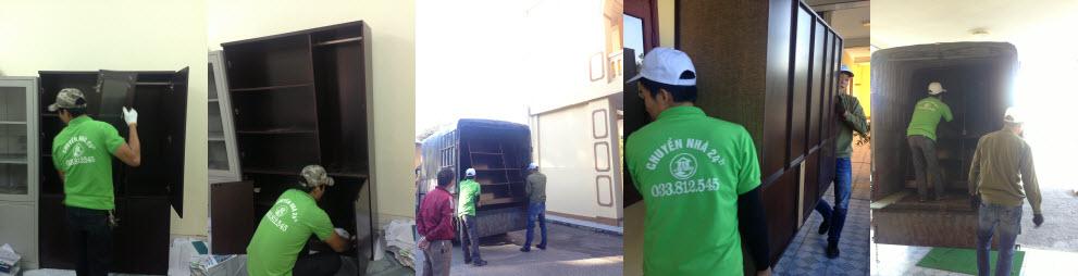 Dịch vụ chuyển nhà trọn gói Cẩm Phả 1