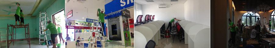 Dịch vụ làm sạch tại Quảng Ninh 2
