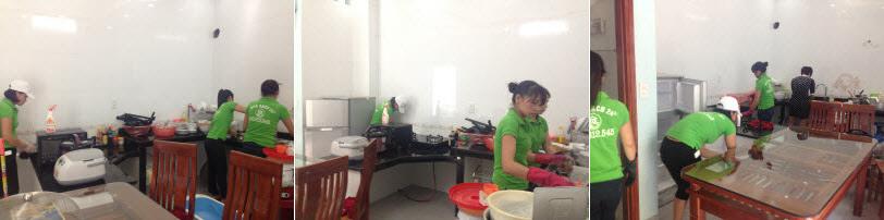 Dịch vụ vệ sinh nhà bếp 2