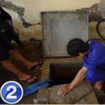 Dịch vụ rửa bể nước