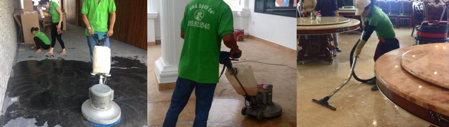 Dịch vụ nhà sạch Cẩm Phả