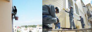 Thợ sơn nhà tại Hạ Long