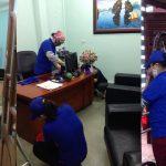 Dịch vụ vệ sinh văn phòng tại Hạ Long