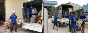 Dịch vụ chuyển nhà trọn gói giá rẻ Hạ Long